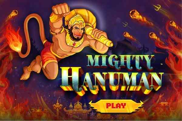 Play Mighty Hanuman