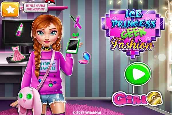 Play Ice Princess Geek Fashion