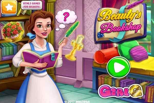 Play Beautys Bookshop