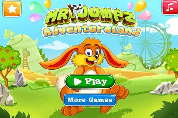 Play Mr Jumpz Adventureland