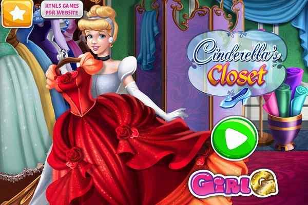 Play Cinderellas Closet