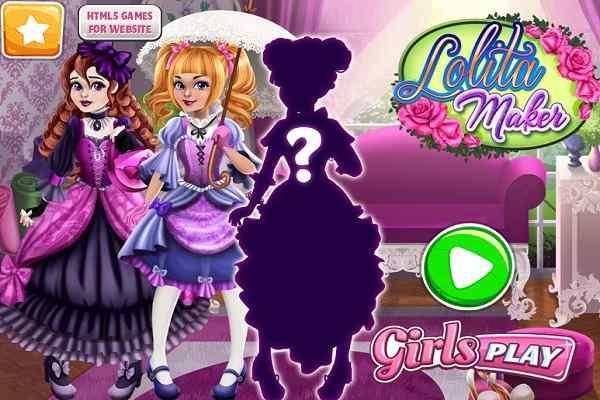 Play Lolita Maker
