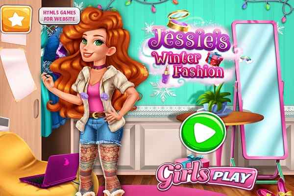Play Jessies Winter Fashion