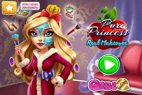Play Pure Princess Real Makeover