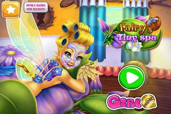 Play Fairys Tiny Spa