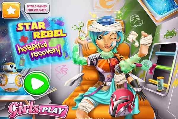 Play Star Rebel Hospital Recovery