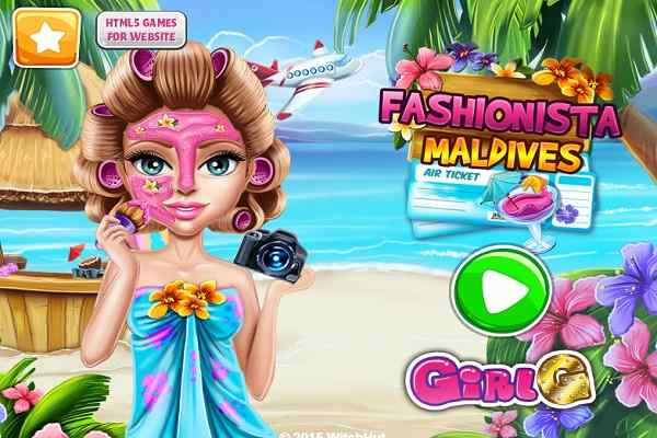 Play Fashionista Maldives Real Makeover