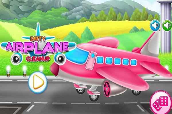 Play Dirty Aeroplane Cleanup