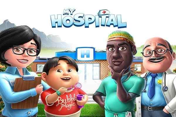 Play My Hospital