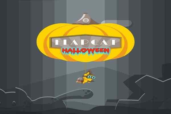 Play Flap Cat Halloween