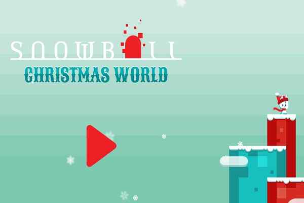 Play Snowball Christmas World