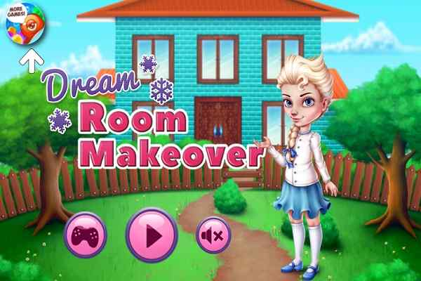 Play Dream Room Makeover