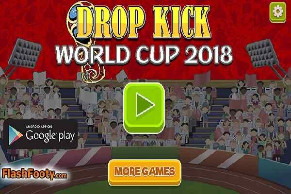 Play Drop Kick World Cup 2018