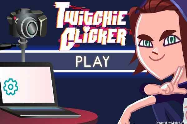 Play Twitchie Clicker