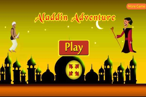 Play Aladdin Adventure