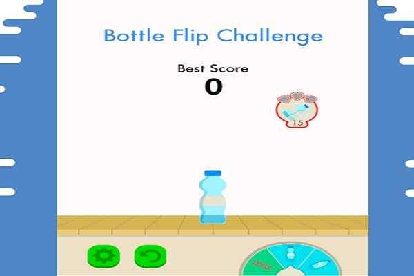 Play Bottle Flip Challenge DAB
