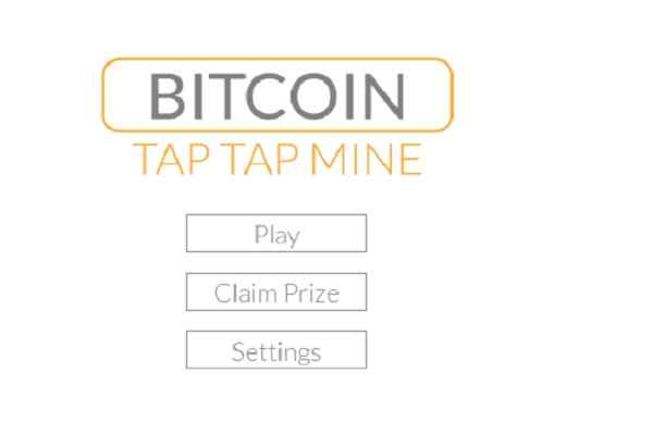 Play Bitcoin Tap Tap Mine