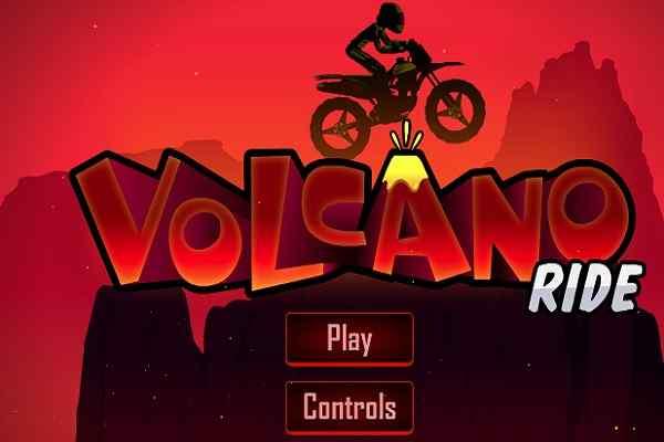 Play Volcano Ride