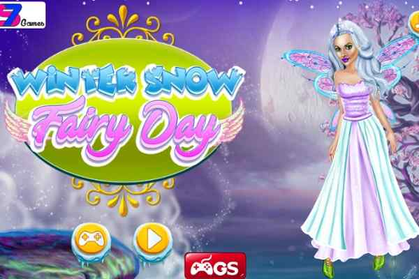 Play Winter Snow Fairy Day