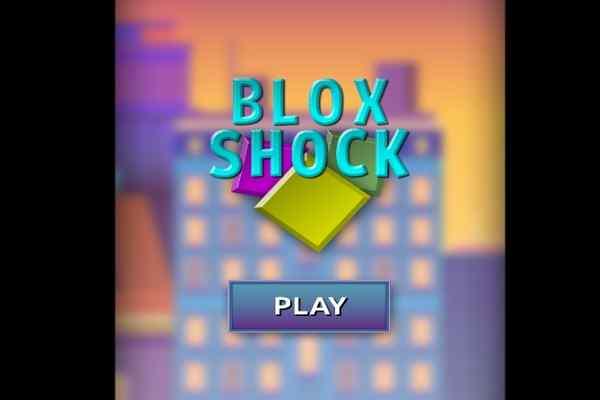Play Blox Shock