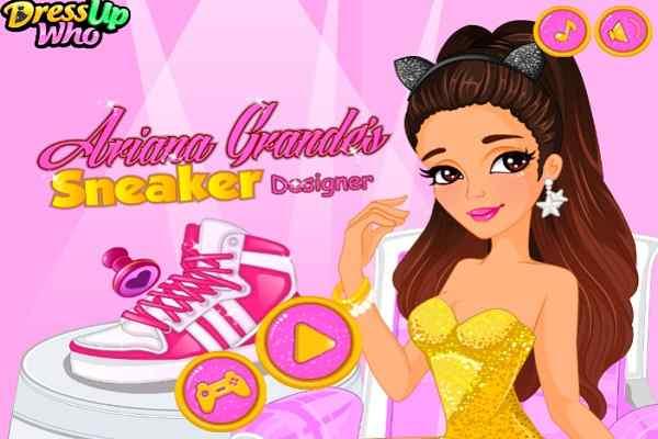 Play Popstar Sneaker Designer