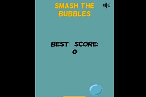 Play Smash The Bubbles