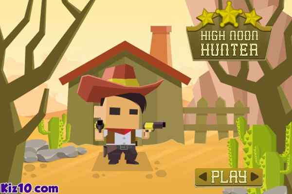 Play High Noon Hunter