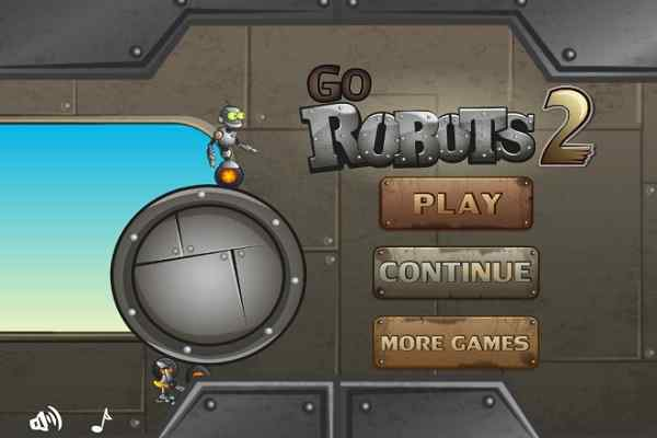 Play Go Robots 2