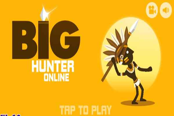 Play Big Hunter Online
