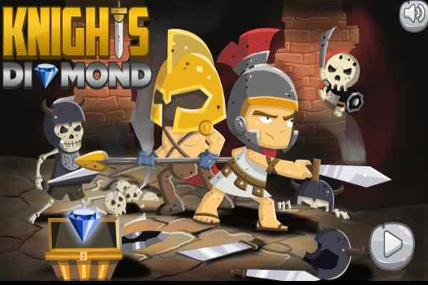 Play Knights Diamond