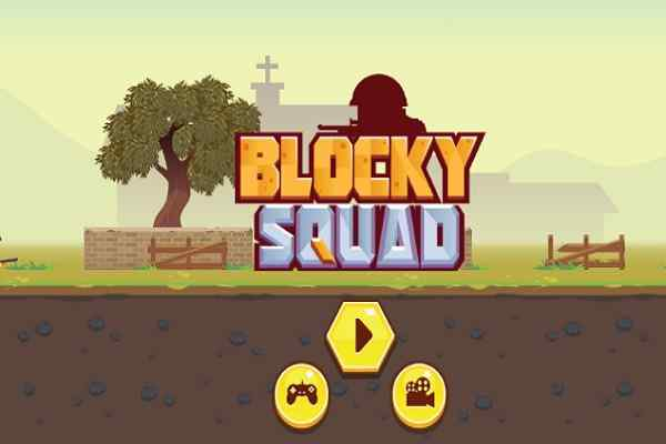 Play Blocky Squad