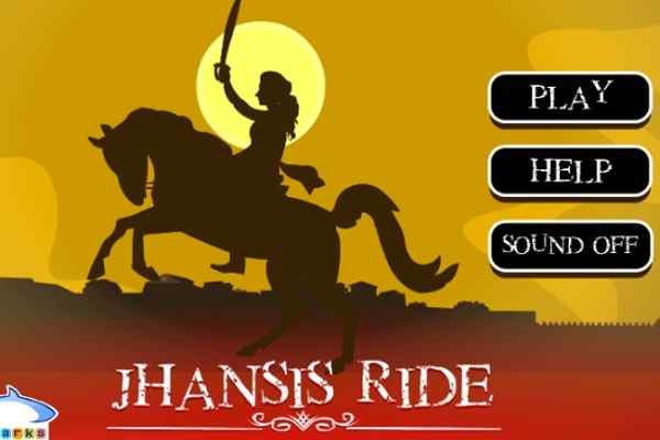 Play Jhansis Ride