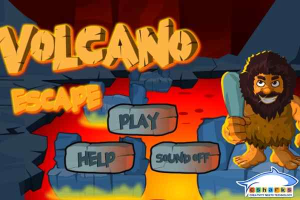 Play Volcano Escapes