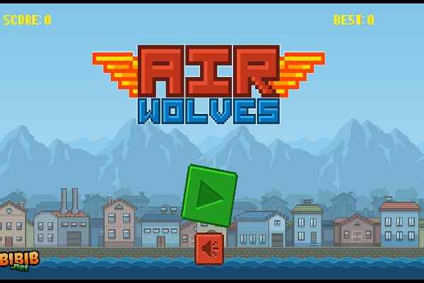 Play Air Wolves Flight
