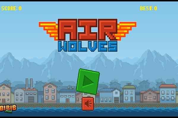 Play Air Wolves Flight