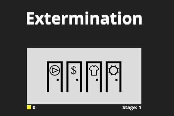 Play Extermination