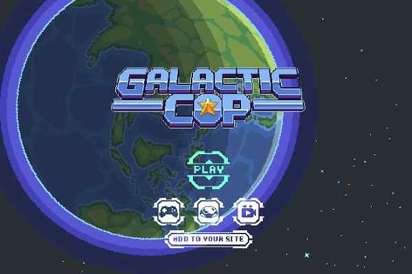 Play Galactic Cop