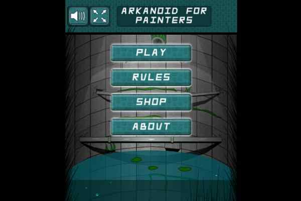 Play Arkanoid For Painters