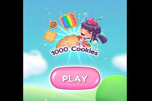 Play 1000 Cookies