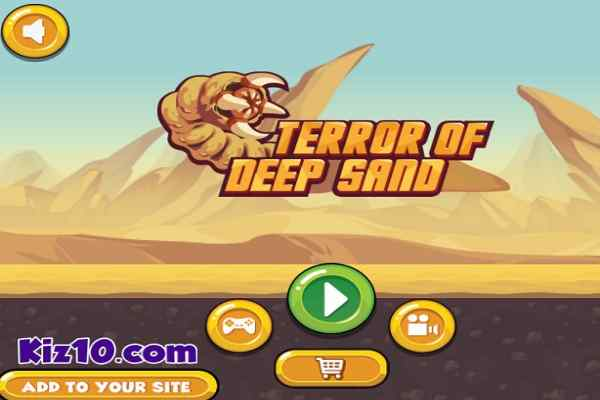 Play Terror of Deep Sand