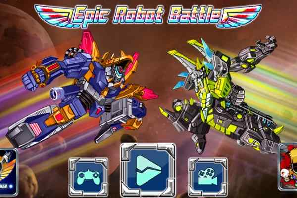 Play Epic Robot Battle