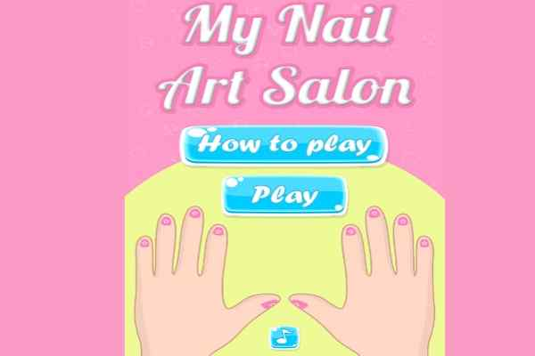 Play My Nail Art Salon