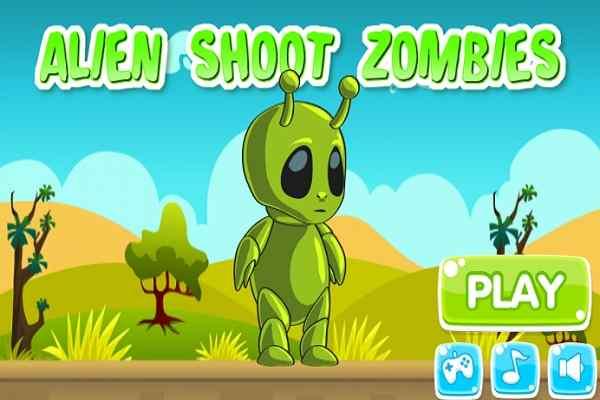 Play Alien Shoot Zombies