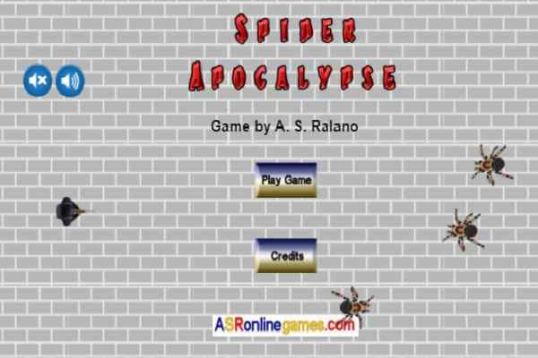 Play Spider Apocalypse