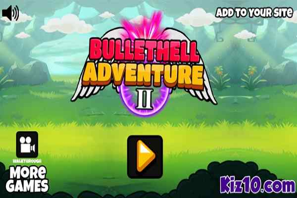 Play Bullethell adventure 2