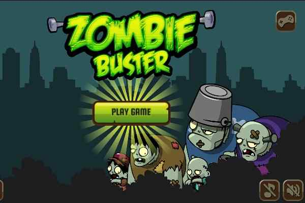 Play Zombie Buster