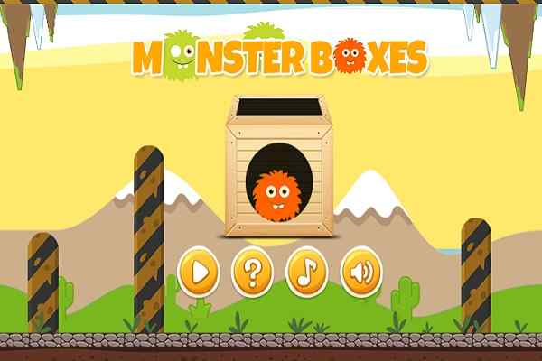 Play Monster Boxes
