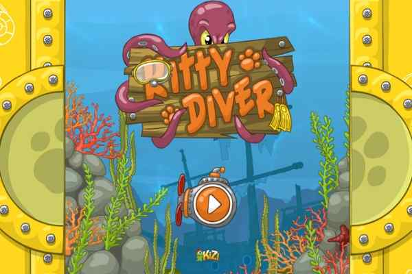Play Kitty Diver