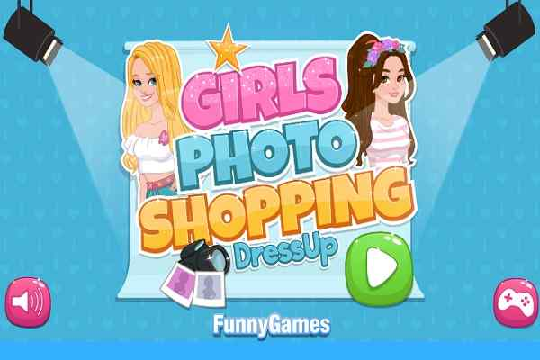 Play Girls Photoshopping Dressup