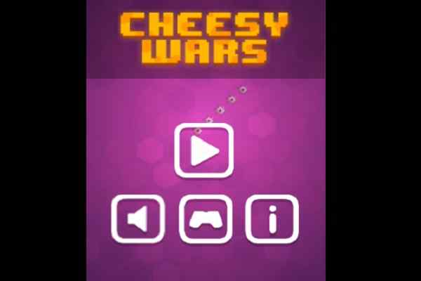 Play Cheesy Wars